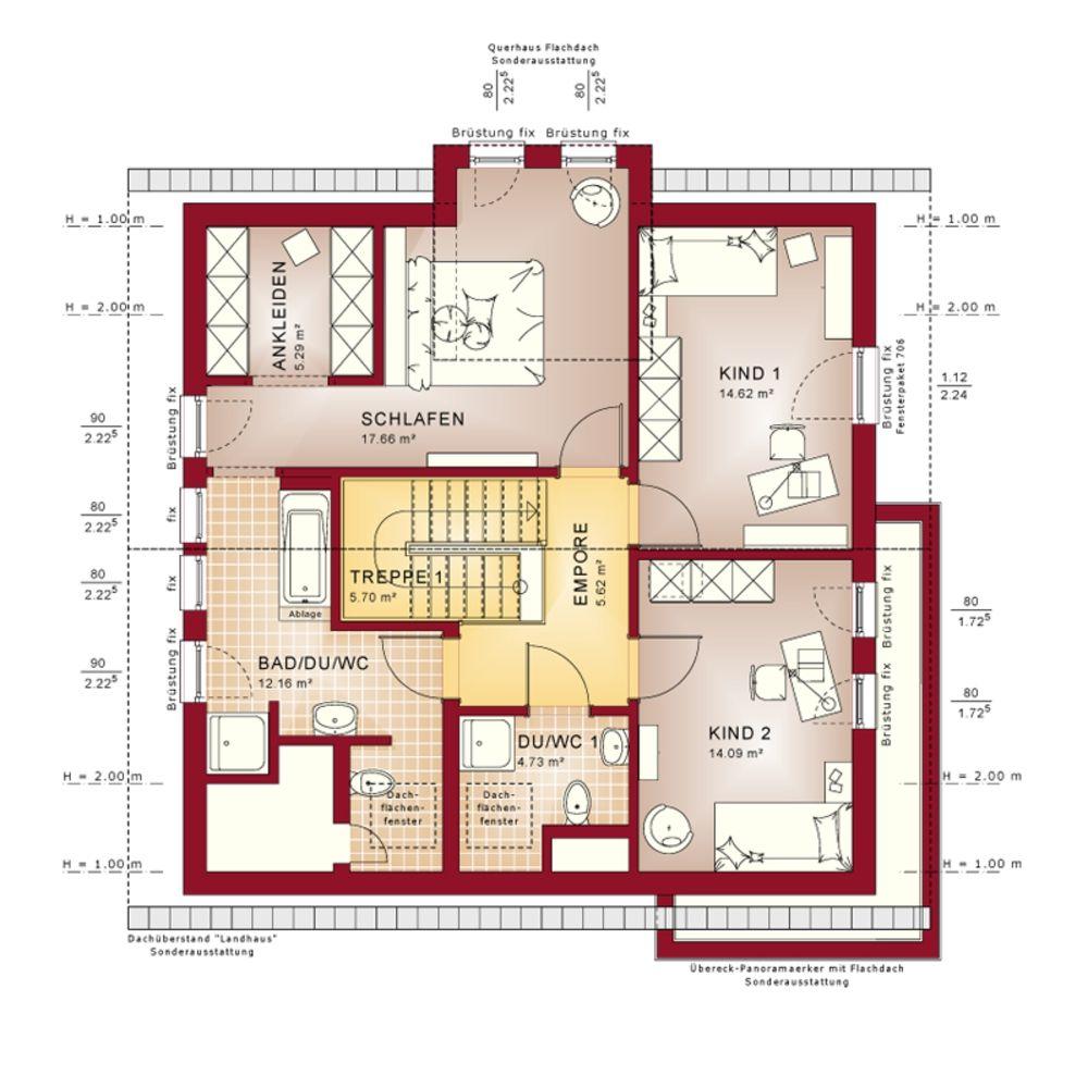 Jubiläumshäuser Fantastic (mit Bildern) Haus grundriss