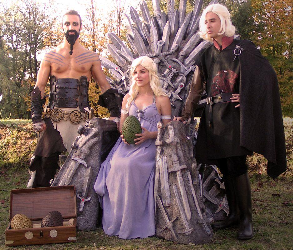 Khal Drogo, Daenerys T...