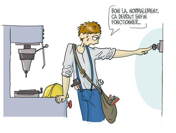 Poste Pour Un Technicien De Maintenance Industrielle Sur