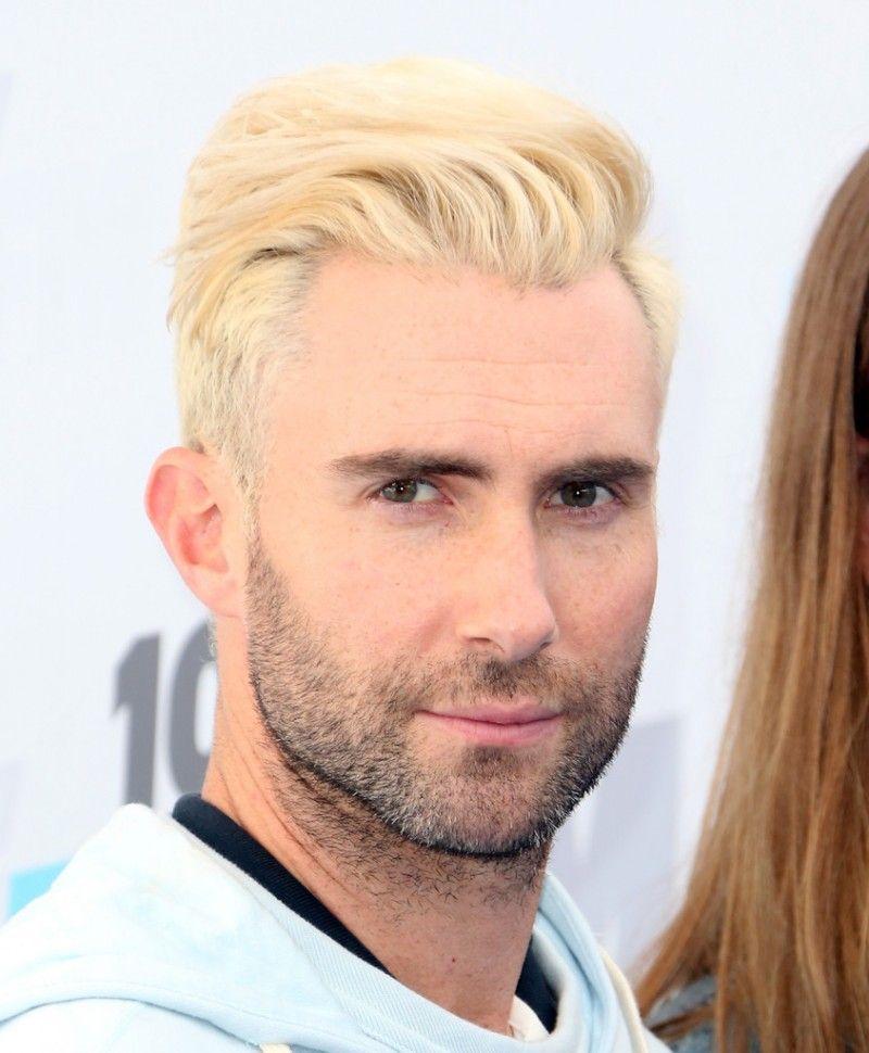 Adam Levine S Blonde Hair How To Get Maintain Blonde Hair