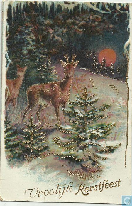 Vroolijk Kerstfeest - 1931, Netherlands