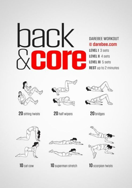 Quick Morning Workout Routines Everybody Can Make Time For - Society19 #goodcoreexercises