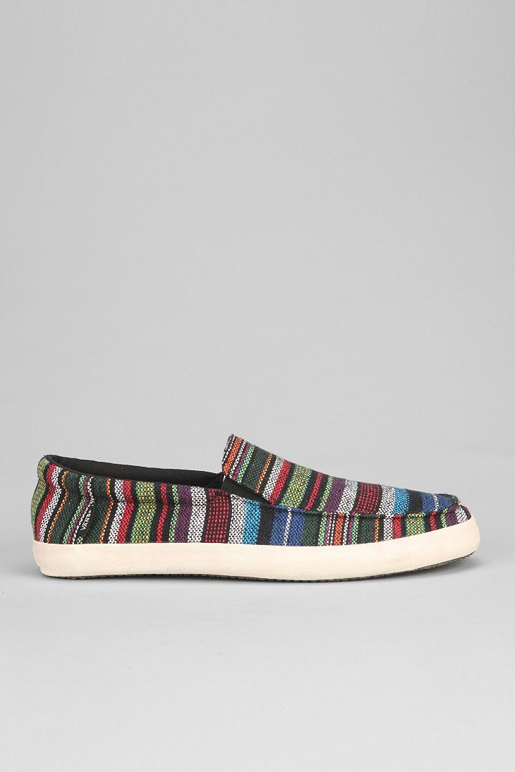 Vans Bali Slip-On Men's Sneaker