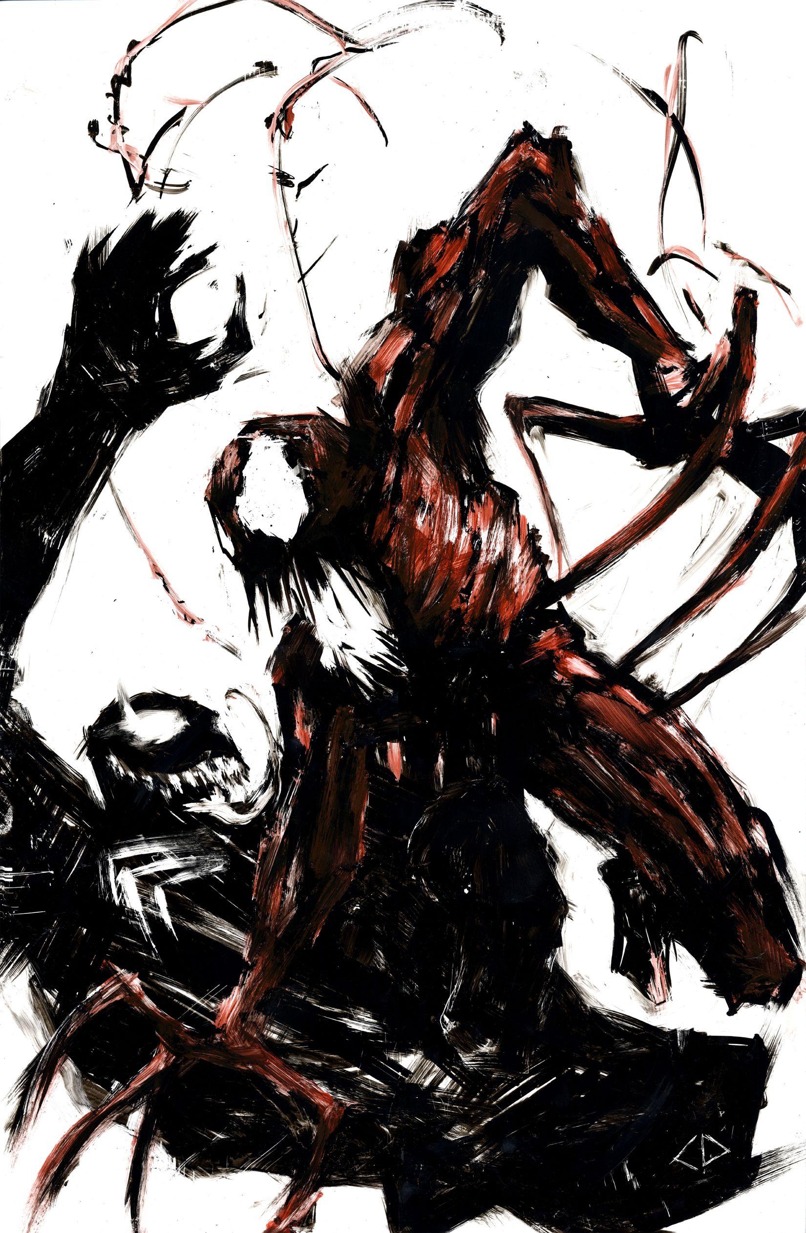 Carnage VS Venom | Super Heroes | Pinterest | Venom ...