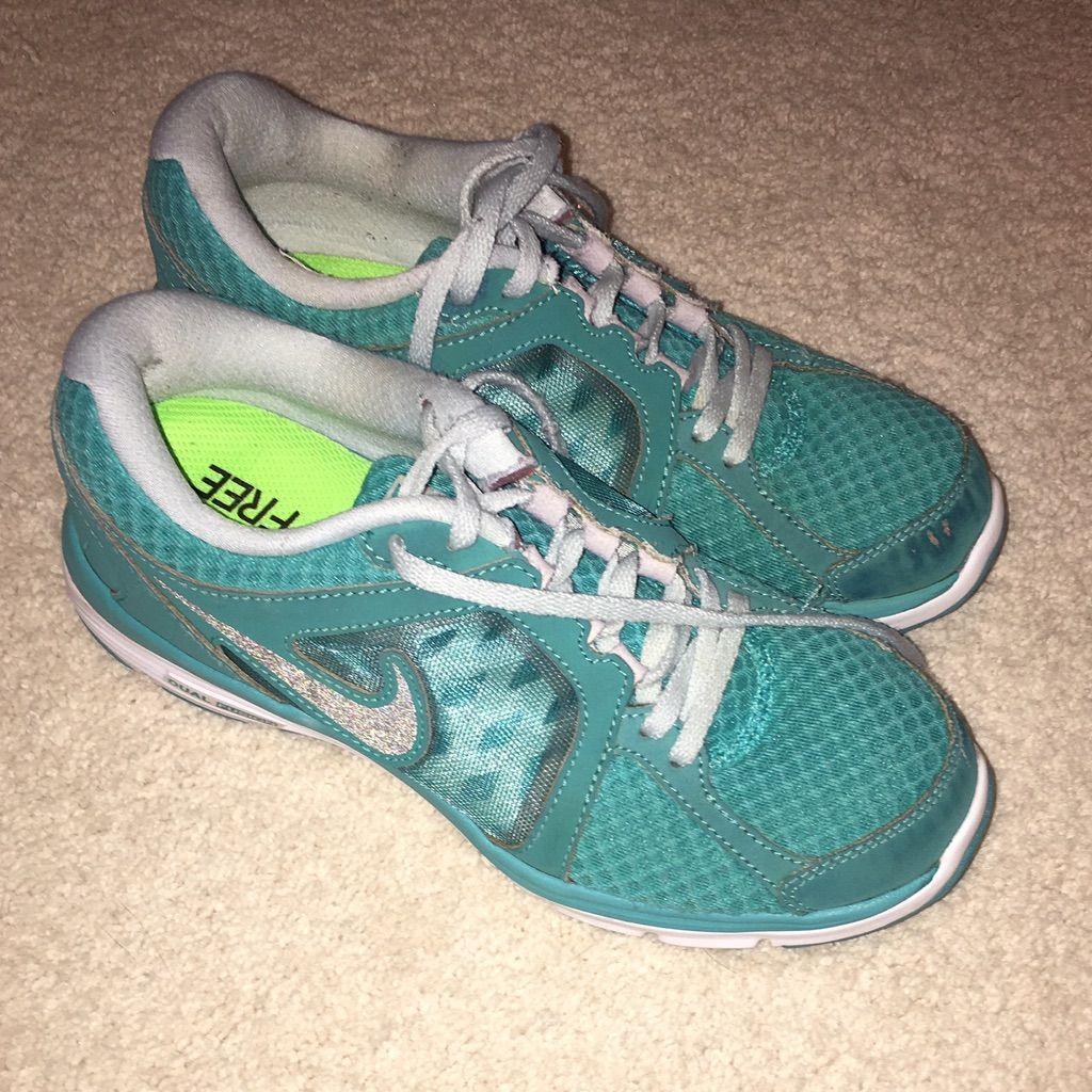 Women S Nike Dual Fusion Run Teal  68f04a4b7