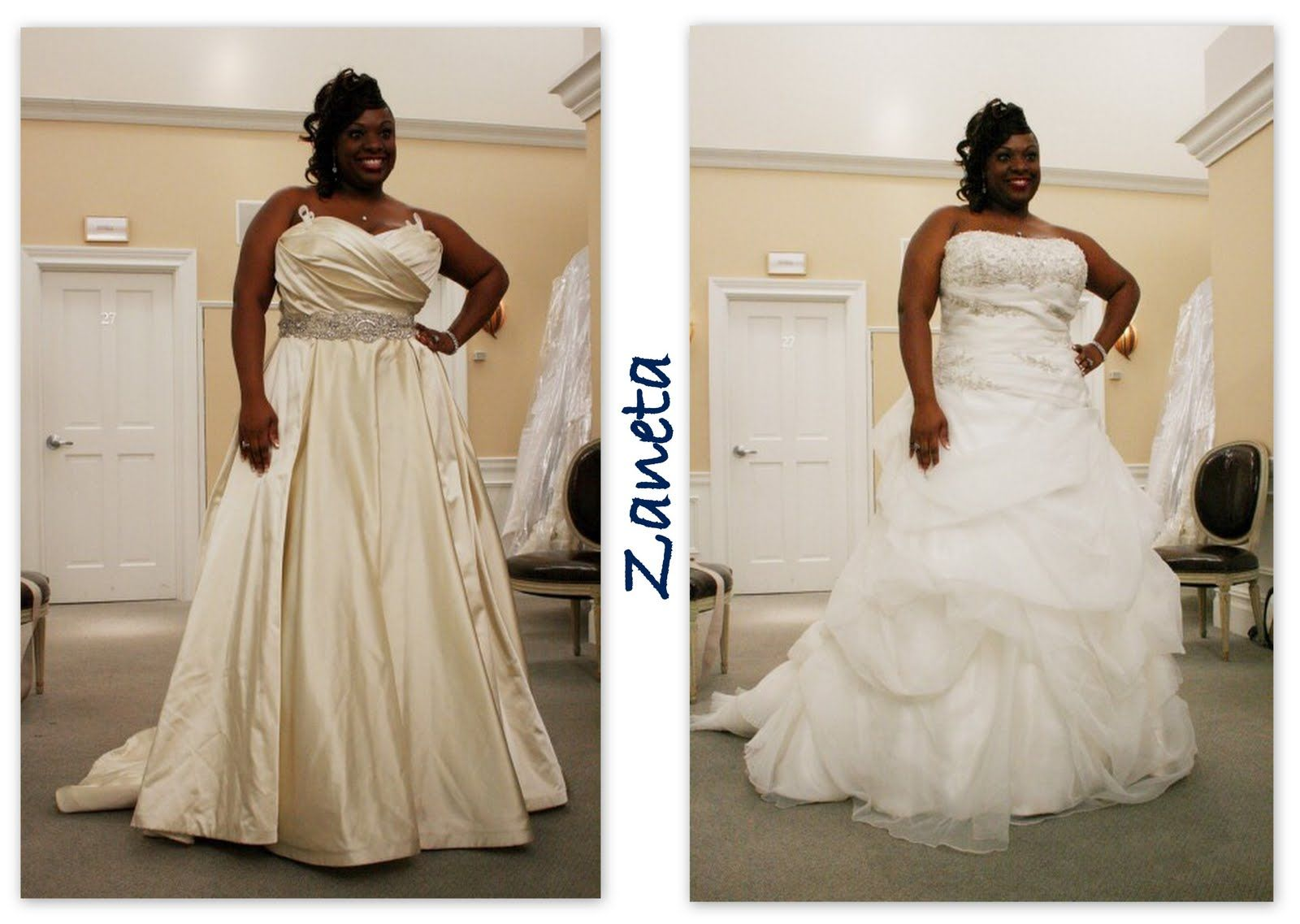 TLC, Say Yes to the Dress, Big Bliss, Plus size wedding dress ...