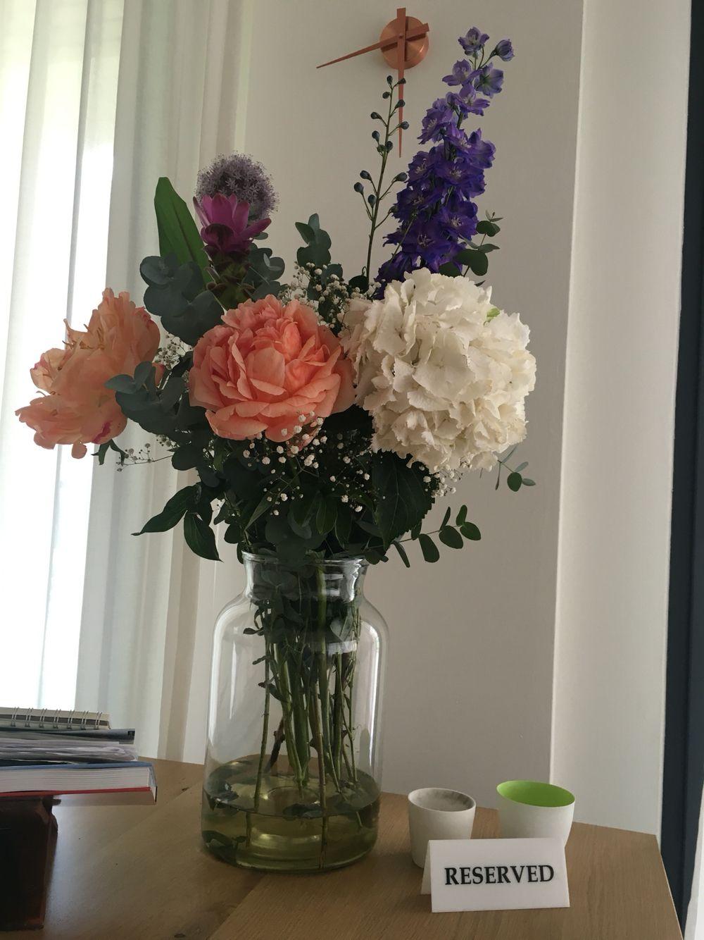 Flowers, bloemen, pioenen, hortensia, summer