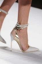 J. Mendel Spring 2013 ~ NY Runway Shoes