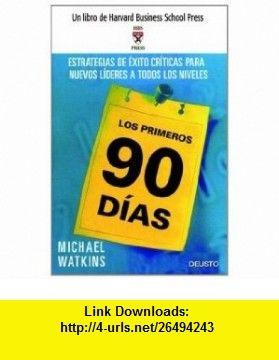 Los primeros 90 dias spanish edition 9788423423552 michael los primeros 90 dias spanish edition 9788423423552 michael watkins isbn fandeluxe Gallery