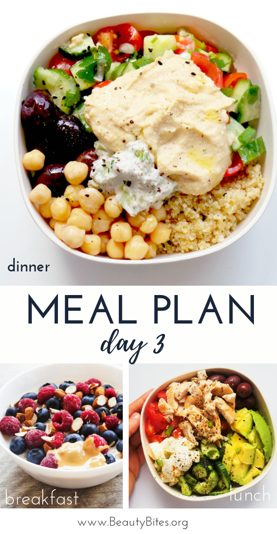 7Day Clean Eating Challenge  Meal Plan The First One  Beauty Bites  7Day Clean Eating Meal Plan feat clean eating grocery list Start the 7Day clean eating challen