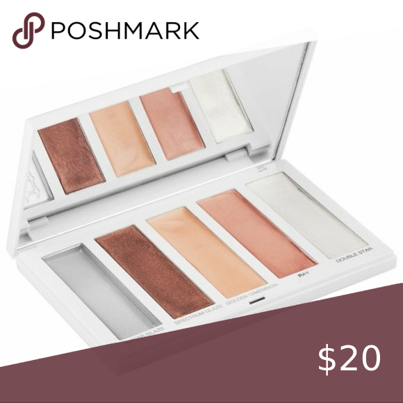 Sephora Pro Highlighting Palette Warm In 2020 Highlighter Makeup Sephora Sephora Pro Palette