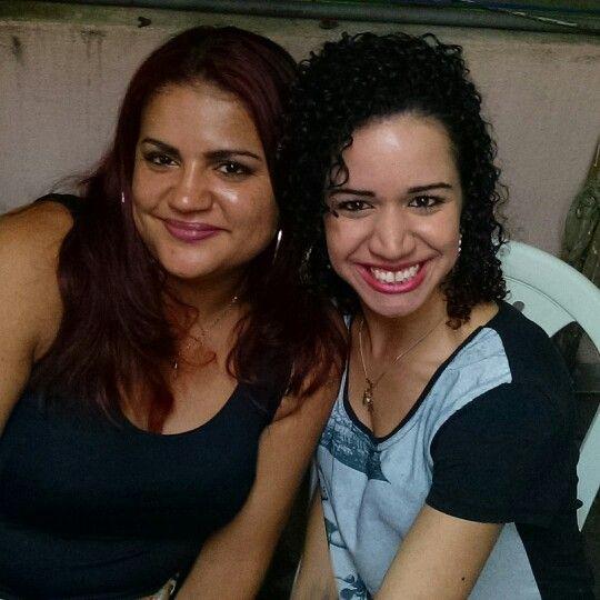 Matamos a saudade só um pouquinho. www.mamaededois.com.br #boatarde #monica #matarasaudade #aindabem #deontem  #semfiltro #mamaededois #mamaededoisoficial
