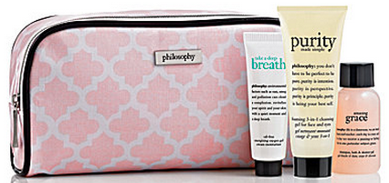 Philosophy Gift with Purchase | Product Deals | Pinterest