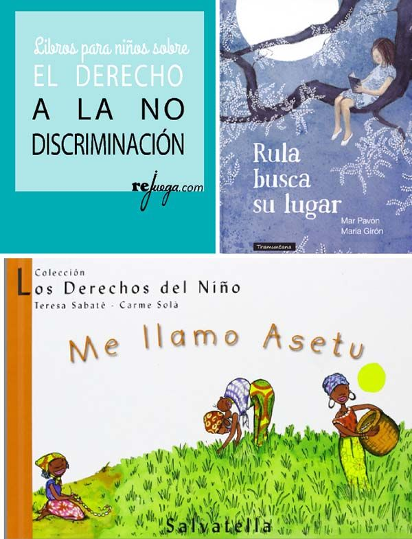 Libros Infantiles Sobre Los Derechos Del Nino Rejuega Y Disfruta Jugando Derechos De Los Ninos Derechos Humanos Para Ninos Libros Para Ninos