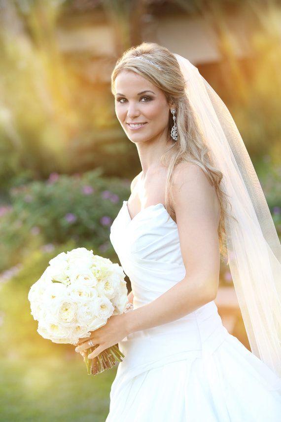 Elegant Wedding Veil From Etsy 45