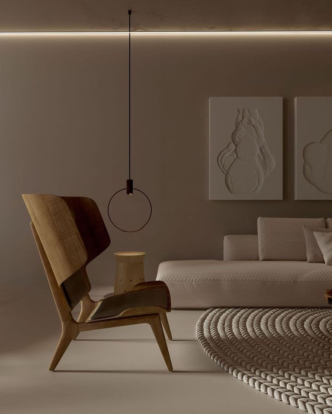 Photo of Modern Interiors with a Classic Touch