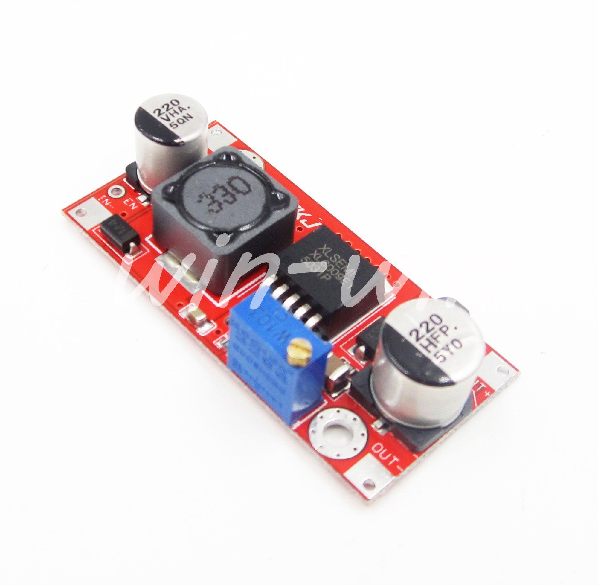 Xl6009 Dc Adjustable Step Up Boost Power Converter Module Replace Stepupconvertercircuitjpg Supply Price Usd
