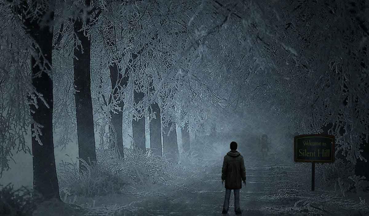 Konami Debunks Rumors Of A Silent Hill Reboot Konami Silenthill Sony Silent Hill Silent Hill Series Silent Hill Game