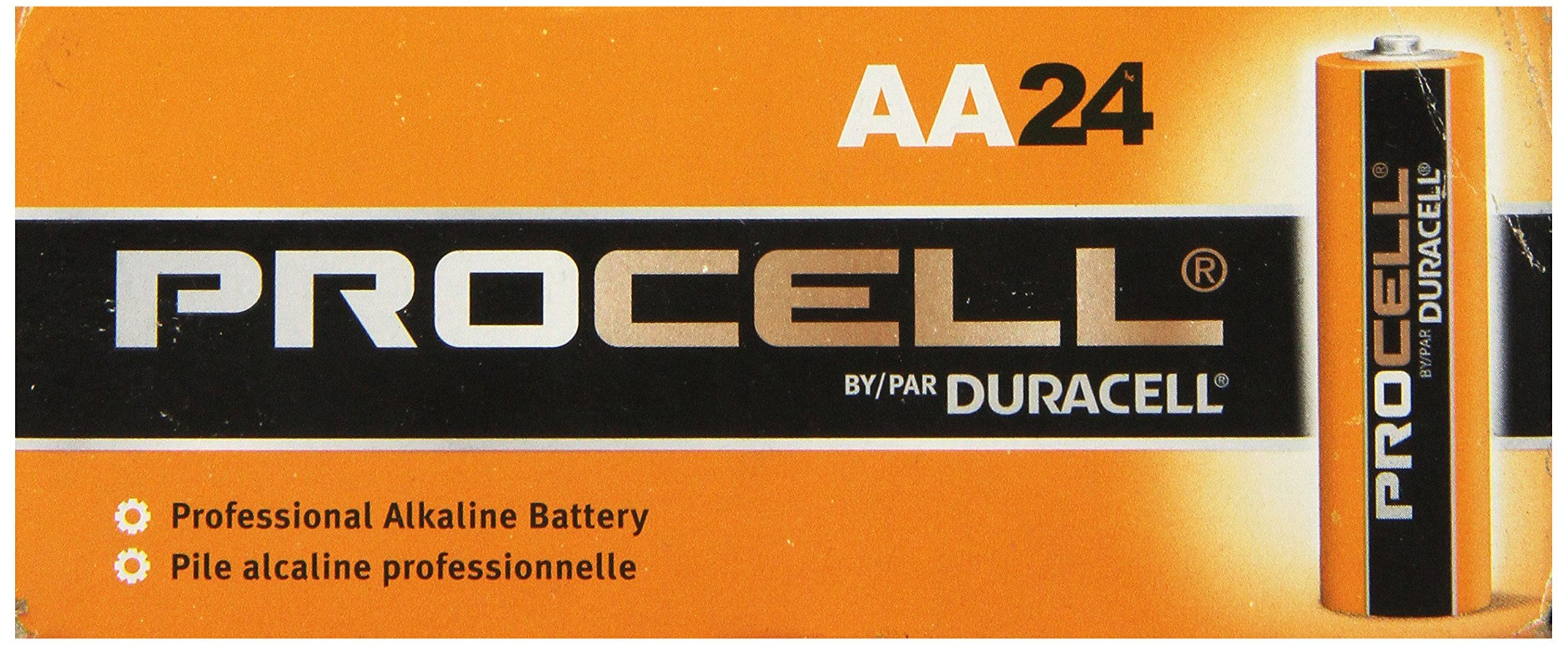 Duracell Procell Aa 24 Pack Pc1500bkd09 Want Additional Info Click On The Image It Is An Affiliate Link To Amazon Duracell Alkaline Battery Batteries