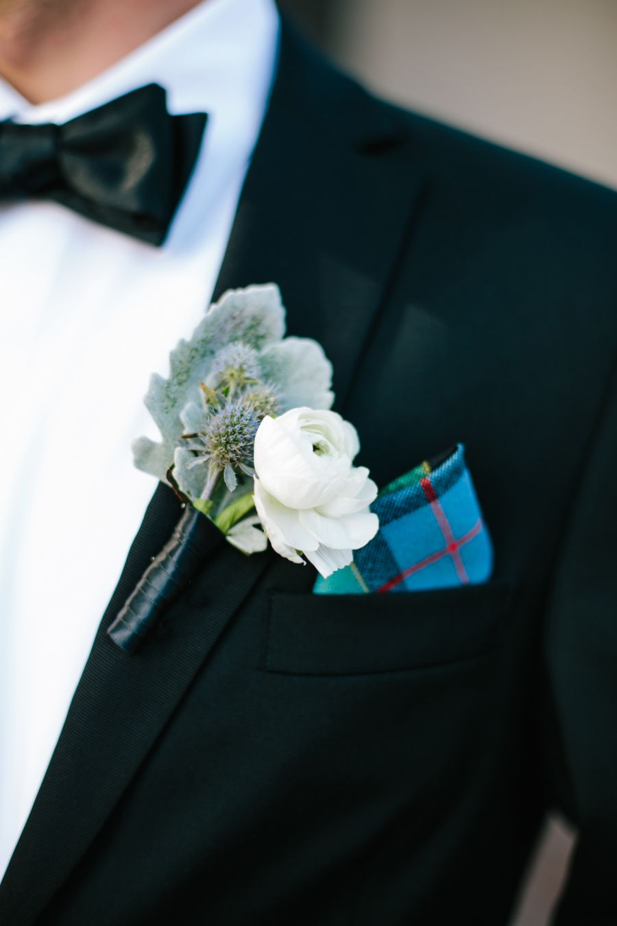 Groom Style Trend: Printed Pocket Squares!