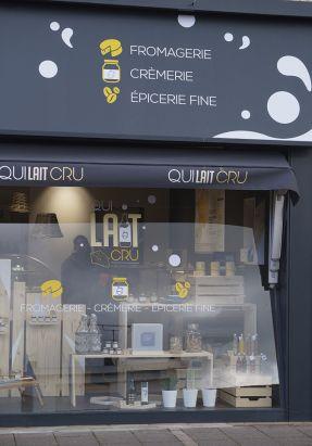 Qui Lait Cru Identite D Une Fromagerie Anti Pasta Cheese Shop