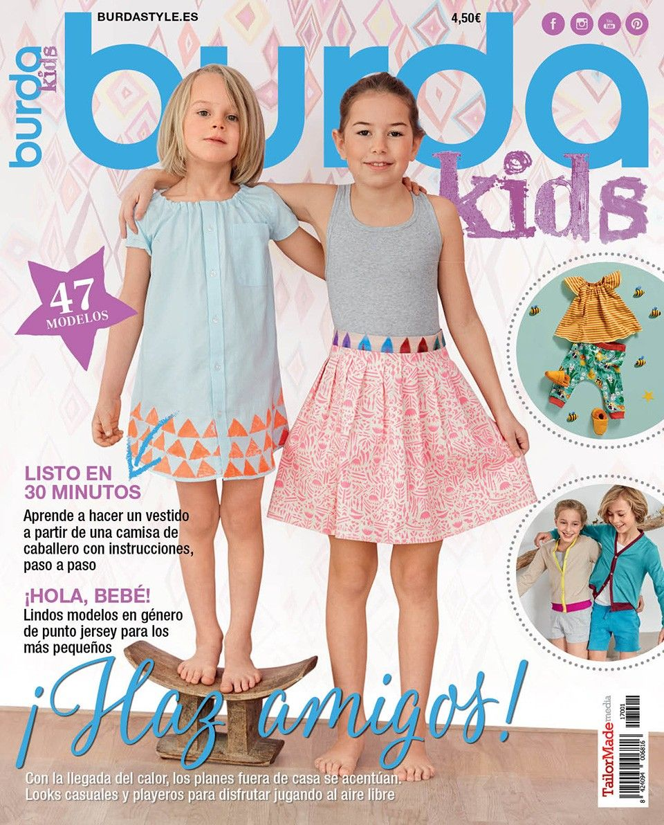 Dzieci crude 01/2017 | MAGAZYNY | Pinterest | Ropa para niños, Para ...