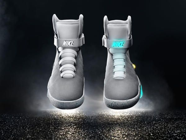 Nike Creates Iconic Self Lacing Shoes From Back To The Future Ii