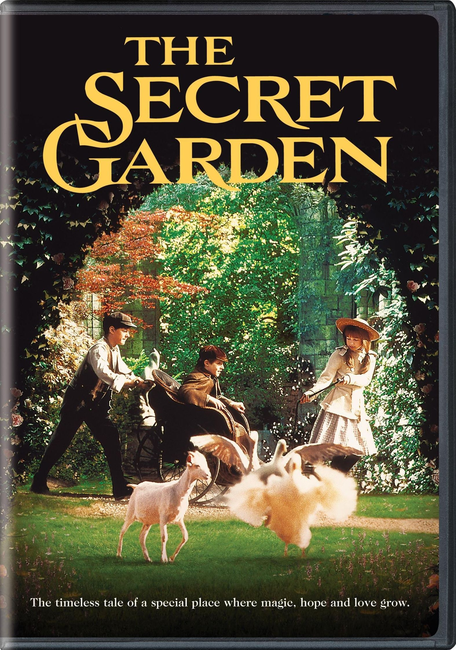 The Movie The Secret Garden Was One Of My Favorite From My Children S Era The Other One Was Secret Garden Romantic Movies