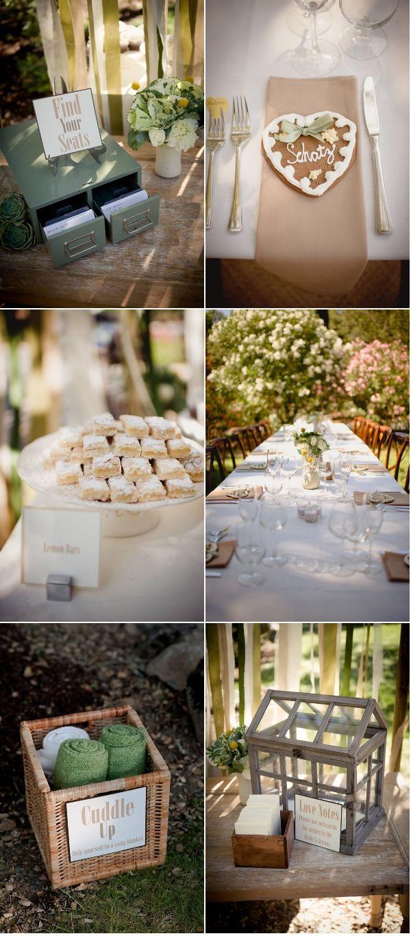 backyard healdsburg wedding by john louise weddings bustle