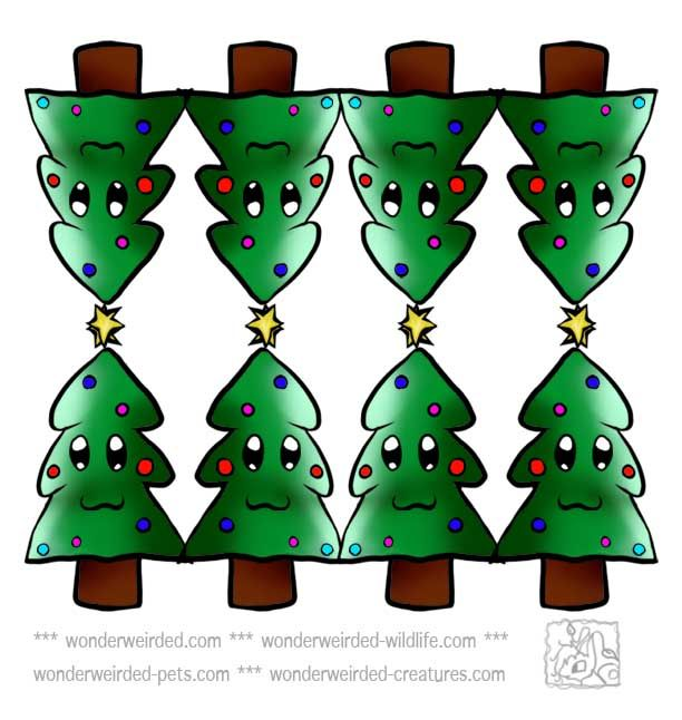 Free Christmas Tree Clipart Xmas Tree at wwwwonderweirdedcom