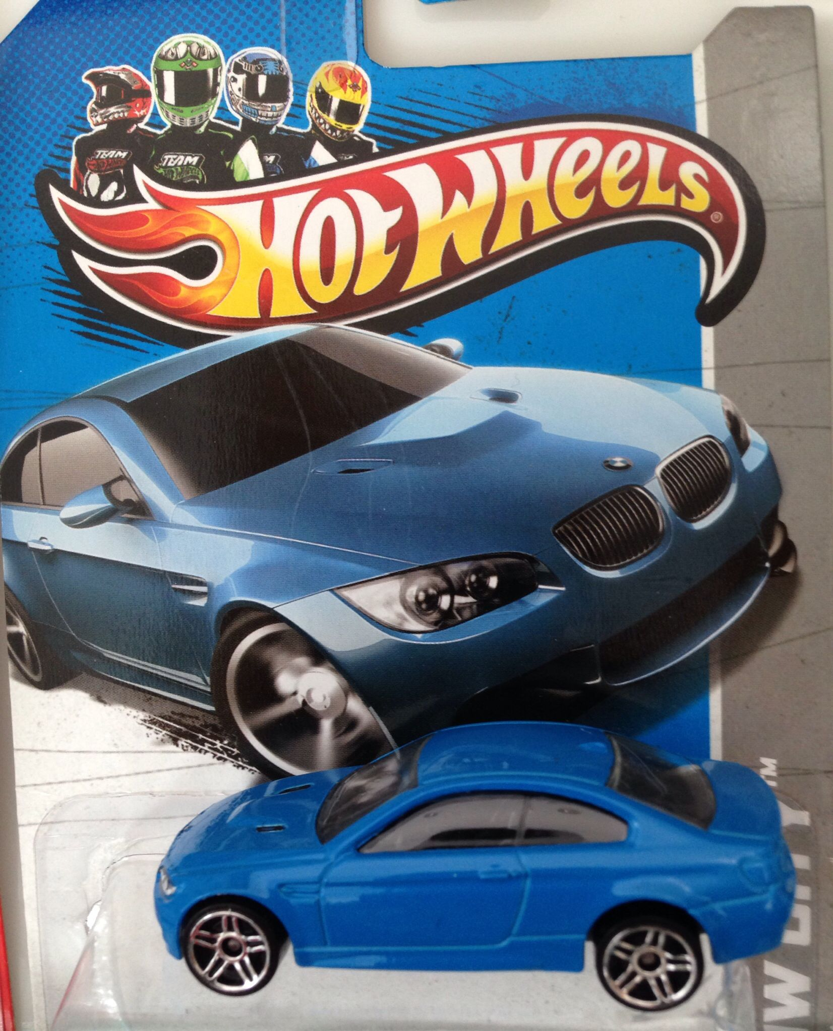 Hot Wheels E92 M3 Dressed In Laguna Seca Blue With Images