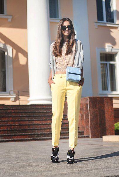Ukrainian fashionista Nika Huk @fashionagony  #myberry