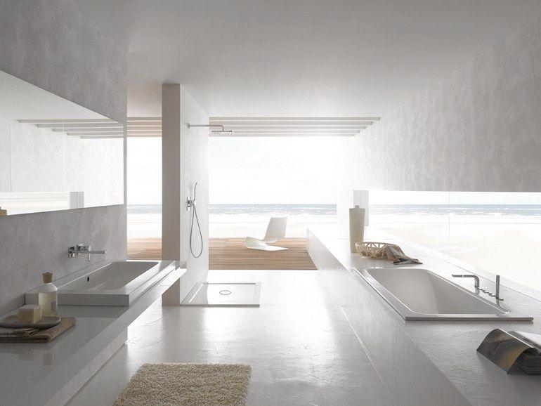 Vasca Da Bagno Bette : Vasca da bagno rettangolare da incasso betteone relax bette