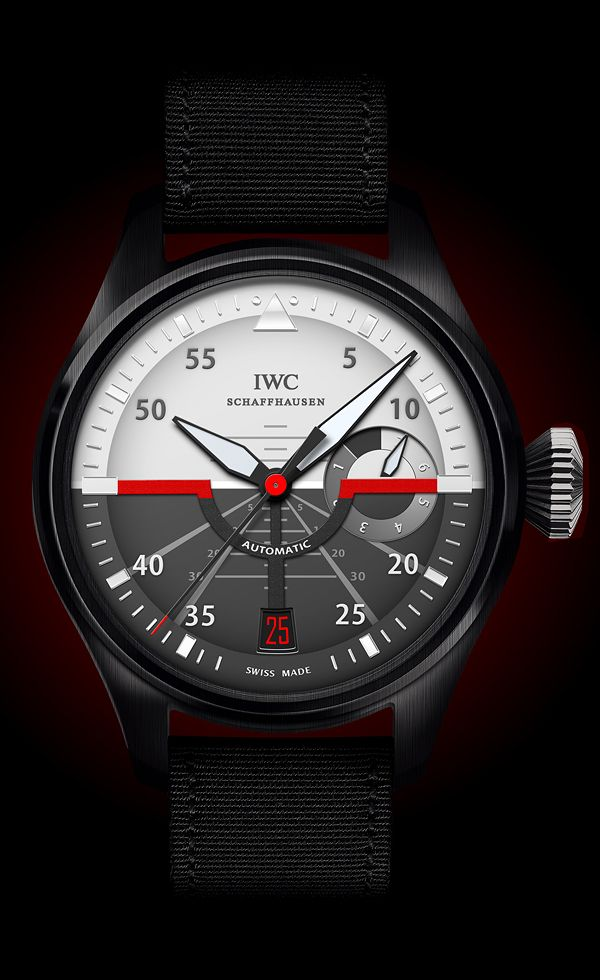 dcc3113591db Call Sign Maverick   Goose- IWC Iwc Watches, Sport Watches, Cool Watches,