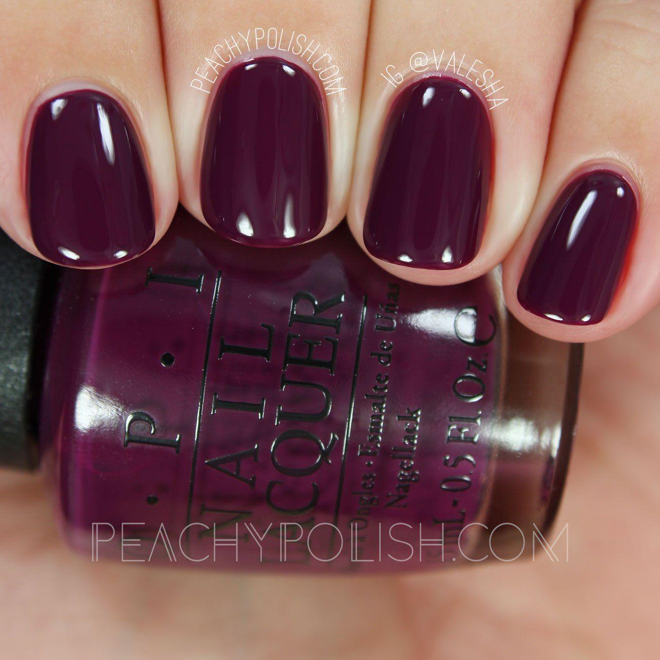 65 Fall Acrylic Nails Colors Art Designs   Fall acrylic nails, OPI ...