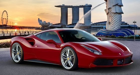 Captivating Ferrari 488 GTB, Worldu0027s Most Expensive Sports Cars 2018