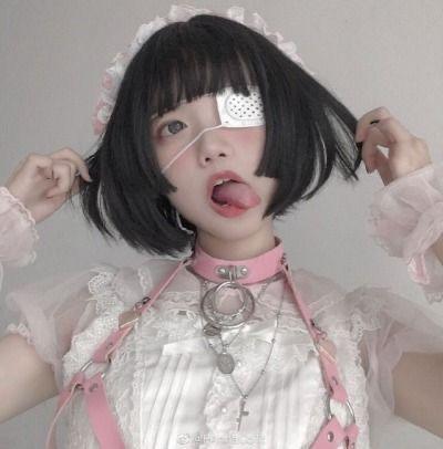 𝐲𝐚𝐧𝐝𝐞𝐫𝐞𝐠𝐟 🩹 in 2020 | Kawaii girl, Cute cosplay, Aesthetic ...