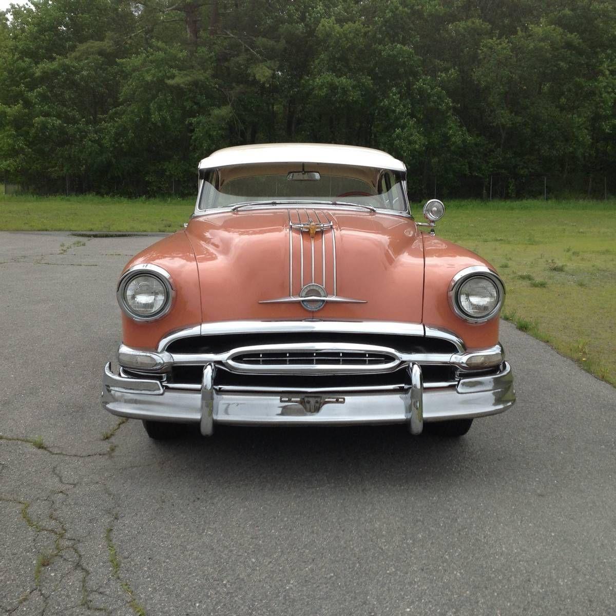 1954 Pontiac Starchief for sale #1962883 - Hemmings Motor News ...