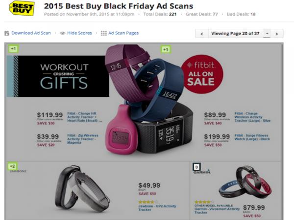 Fitbit Fitness Tracker Black Friday Deals At Target Walmart Best Buy Staples Zip One Flex Charge Sur Fitbit Fitness Tracker Fitbit Workout Black Fitbit