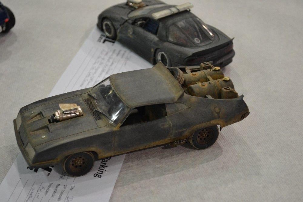 Mad Max Interceptor Ford shelby, Car model, Toy car