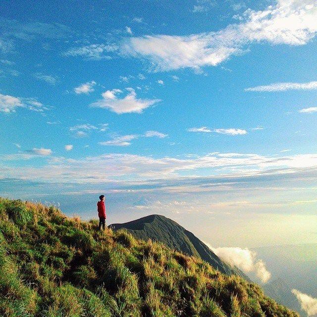 Bukit Pengasingan, Lombok, Nusa Tenggara Barat
