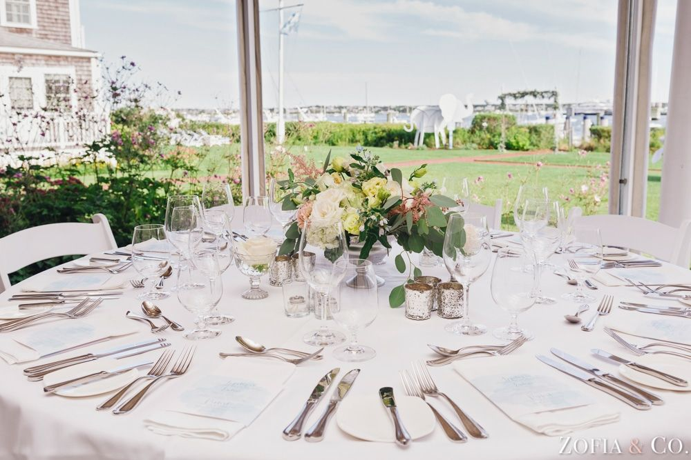 Nantucket Wedding At The White Elephant Hotel By Zofia Co Photography