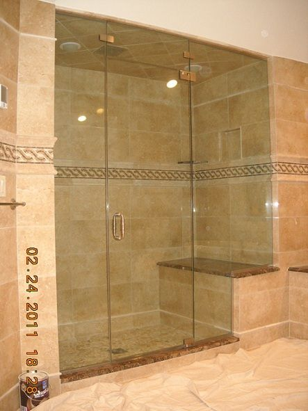 steam shower | Shower Door WiZ | Master Bedroom | Pinterest | Shower ...