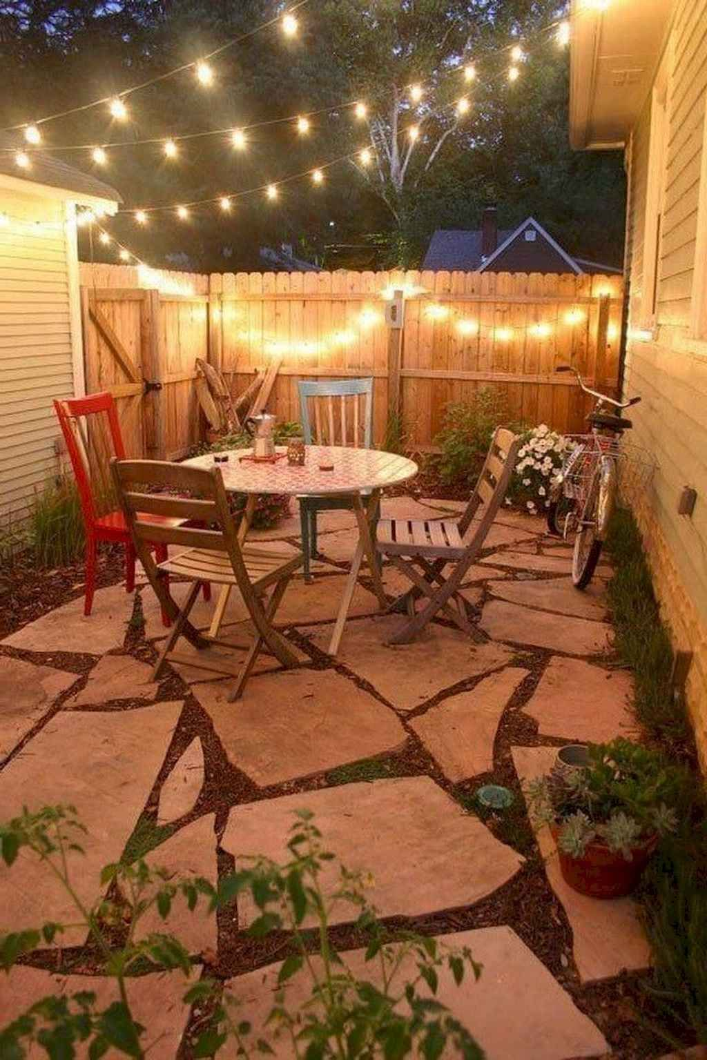 17 easy diy backyard seating area ideas on a budget