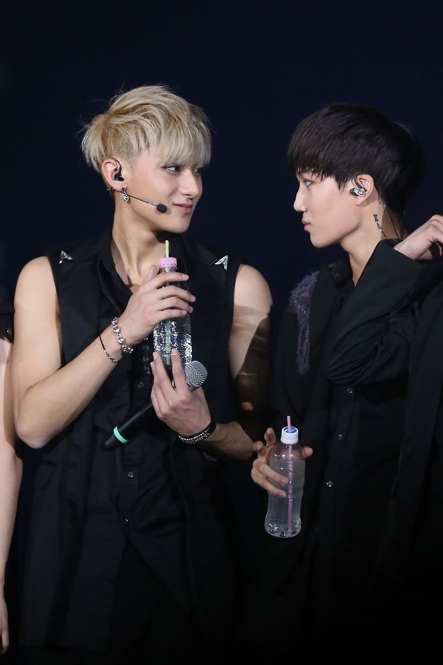 EXO | TAO AND KAI