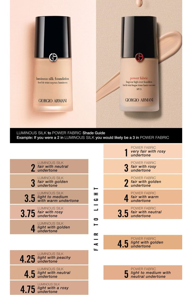 Luminous Silk Foundation, Alternate, … armani
