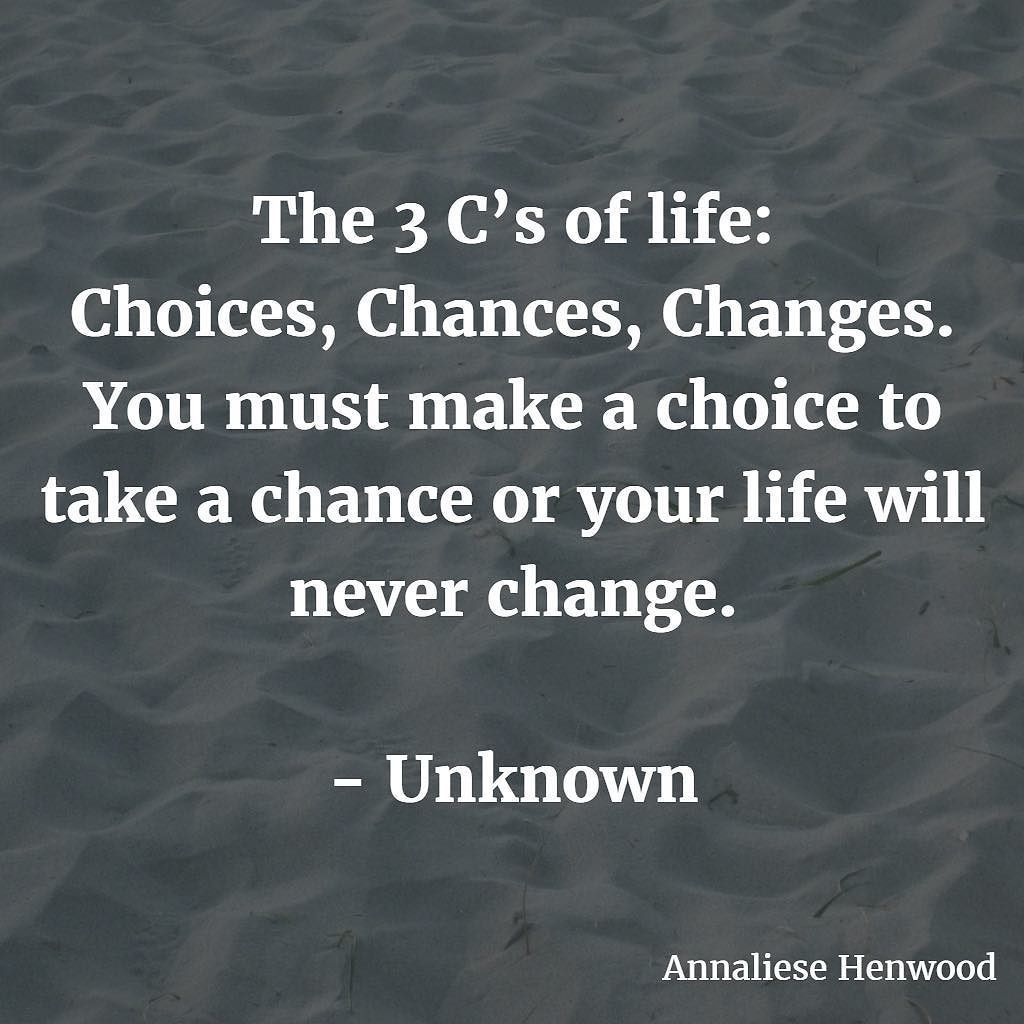 Are You Ready For Change Or Are You Comfortable With The Status Quo Life Is All About Taking Chances To Improve Yo Change Quotes Good Motivation Chance Quotes