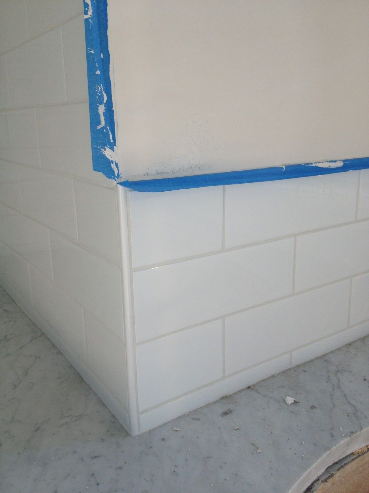 Schluter Edging Bathroom Redo Pinterest Tiles Bathroom And