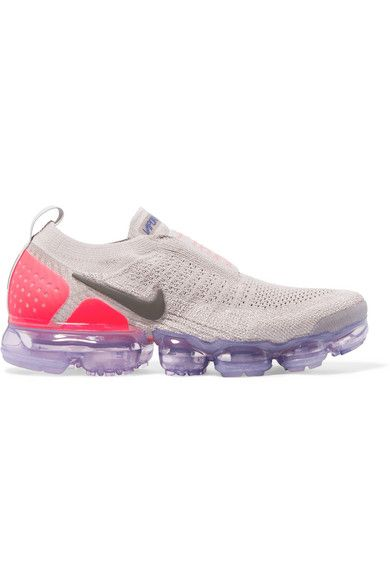 Nike Air Vapormax Moc 2 Flyknit Sneakers - Lilac Clearance Prices MobOm5