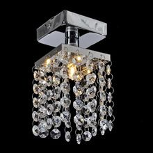 Wholesale crystal lamps aisle lights porch ceiling male guard head wholesale crystal lamps aisle lights porch ceiling male guard head chandelier modern minimalist small crystal chandelier aloadofball Images